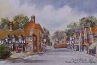 Buckden High Street 0968