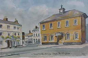 Town Hall, Buckingham 0971
