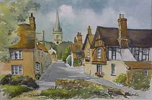 Church Street, Buckingham 0972