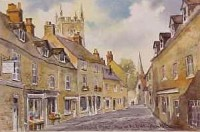 Church Street, Stow on the Wold 0985
