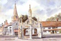 The Cross, Malmesbury 0988