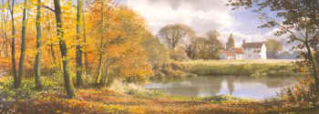Colours of Autumn, Four Seasons by Ashley Bryant PA151