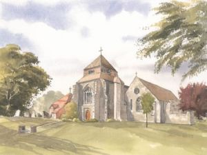 Minster Abbey, Isle of Sheppey 0103
