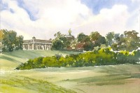 Mausoleum, West Wycombe 0611