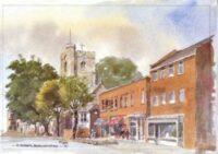 St Peter's, Berkhamsted 0097