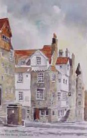 John Knox House, Edinburgh 1000