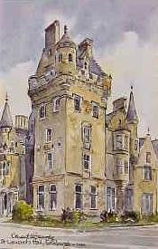 St Leonard's Hall, Edinburgh 1001
