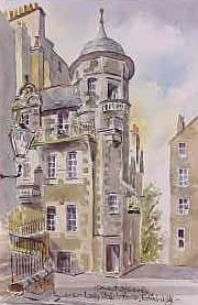 Lady Stair's House, Edinburgh 1002