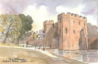 Bishop's Palace, Wells 1011