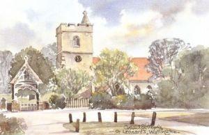 St Leonard's, Watlington 1022