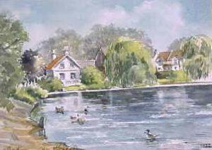 Barnes Pond 1023