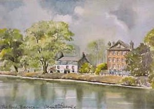The Pond, Barnes 1026