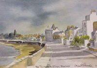 Terrace & River, Barnes 1027