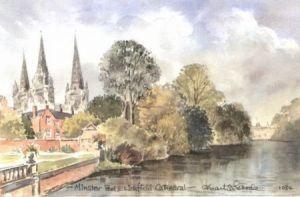 Minster Pool, Lichfield 1034