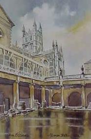 Roman Baths 1039