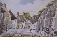Gold Hill, Shaftesbury 1057