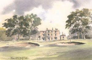 Shaw Hill Golf Club, Slough 0107