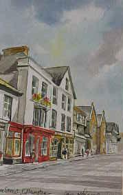 Fore Street, Collumpton 1078