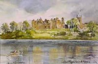 Linlithgow Loch & Palace 1083