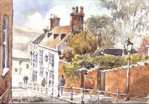 Steep Hill, Lincoln 1088