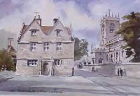 Queen's Square, Winchcombe 0109