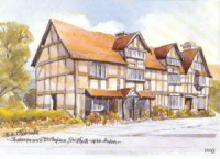 Shakespeare's Birthplace 1092