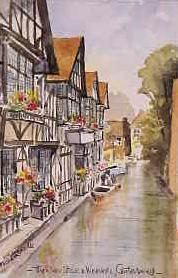 River Stour, Canterbury 1095