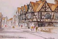 Old Weaver's House, Canterbury 1097