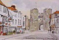 Westgate, Canterbury 1098