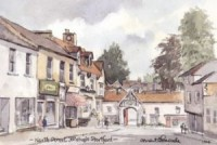 North Street, Bishop's Stortford 1114