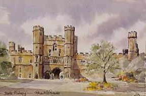 Battle Abbey 1117