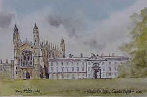 King's College, Cambridge 1125