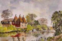 River Medway at Yalding 1136