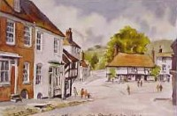 High Street, Lenham 1141