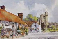 The Square, Chilham 1144