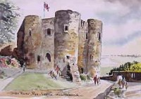 Ypres Tower, Rye 1178