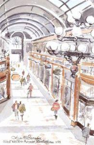 Great Western Arcade, Birmingham 1188