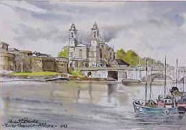 River Shannon, Athlone 1193