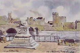 The Treaty Stone, Limerick 1198