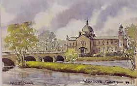 River Corib, Galway 1199