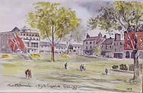 Eyre Square, Galway 1208