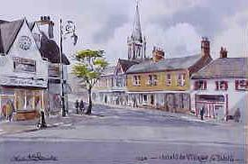Malahide Village, Co Dublin 1220