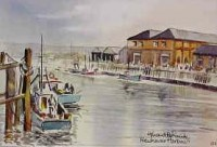 Newhaven Harbour 1222