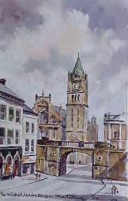Guildhall, Londonderry 1233
