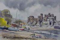 Conwy Castle 1262