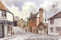 The Lock Up, Ewell Village 1269