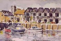 The Harbour, Whitstable 1279