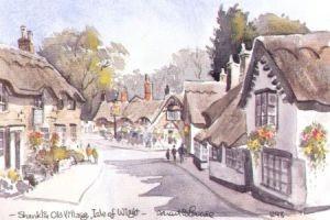 Shanklyn Old Village 1293