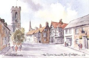 The Square, Yarmouth 1298