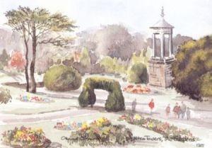 Alton Towers, The Gardens 1305
